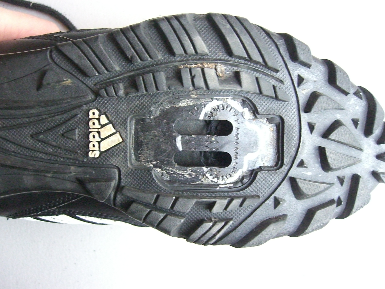 Adidas Bike Shoe Cleat Holes